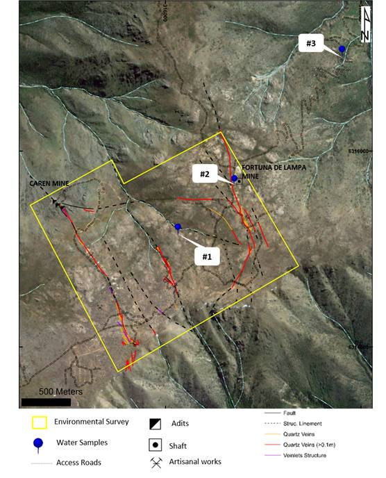 Location-of-Environmental-survey-and-water-samples-collected